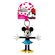 Minnie Mouse Retro Bendable Key Chain