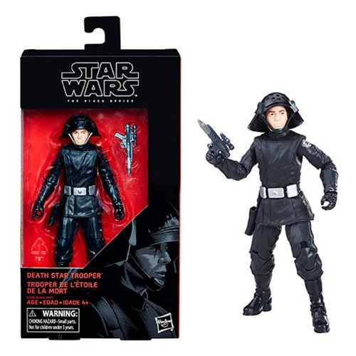 Star Wars The Black Series 6-Inch Action Figure Wave 16 Case