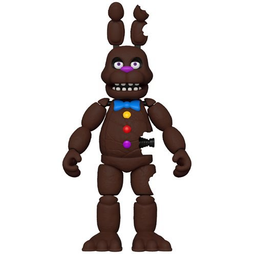 Five Nights at Freddy's Chocolate Bonnie Action Figure