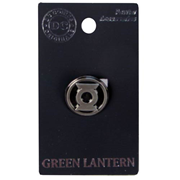 Green Lantern Logo Pewter Lapel Pin