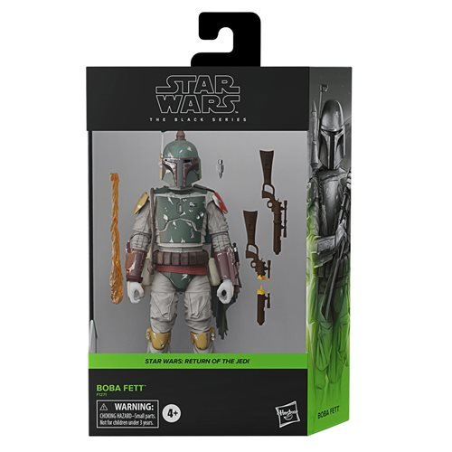 Star Wars The Black Series Boba Fett Deluxe 6-Inch Action Figure