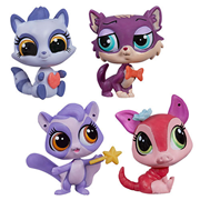 Littlest Pet Shop Singles Combo Wave 4 Set