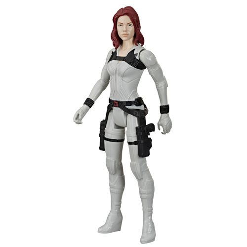 Black Widow Titan Hero Series 12-Inch Black Widow Action Figure