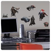 Batman v Superman: Dawn of Justice Peel and Stick Wall Decals