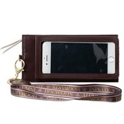 Harry Potter Hogwarts Phone Sleeve With Lanyard
