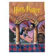 Harry Potter and the Sorcerers Stone Book Cover MightyPrint Wall Art Print