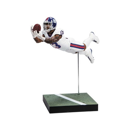 NFL Madden 19 Series 1 Odell Beckham Jr. Action Figure