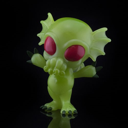 Cryptkins Unleashed Cthulhu Glow-in-the-Dark 5-Inch Vinyl Figure - HCF 2020 Previews Exclusive