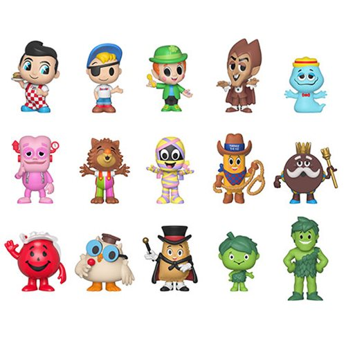 Ad Icons Mystery Minis Mini-Figure Random 4-Pack