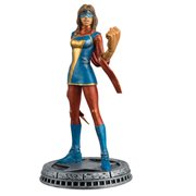 Marvel Ms. Marvel White Pawn Chess Piece with Collector Magazine