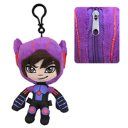 Big Hero 6 Hiro 7-Inch Plush Coin Purse