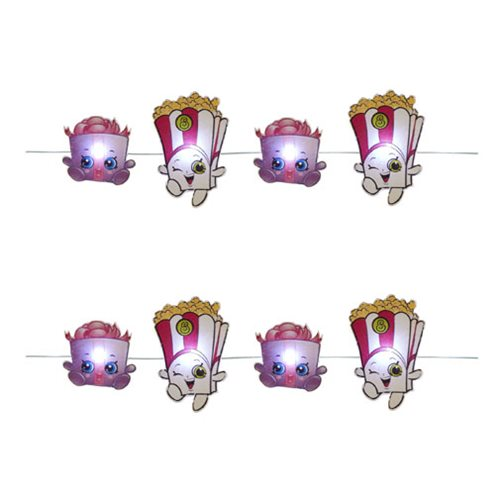 Shopkins LED Fairy Light Set