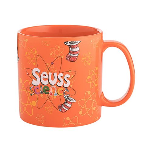 Dr. Seuss Science 20 oz. Ceramic Mug