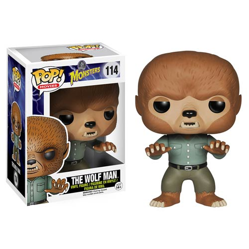 Universal Monsters Wolfman Pop! Vinyl Figure