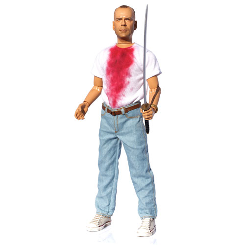 Pulp Fiction Butch Coolidge 13-Inch Talking Action Figure