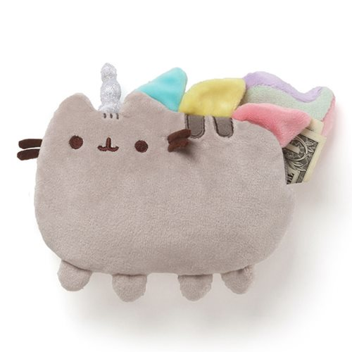 Pusheen the Cat Pusheen Unicorn Coin Purse