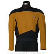 Star Trek: The Next Generation Services Mustard Premier Line Tunic