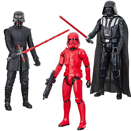 Star Wars: The Rise of Skywalker 12-Inch Action Figures Case
