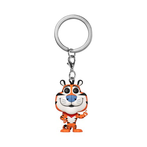 Frosted Flakes Tony the Tiger Pocket Pop! Key Chain
