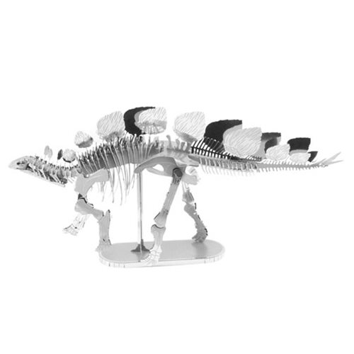 Stegosaurus Skeleton Metal Earth Model Kit
