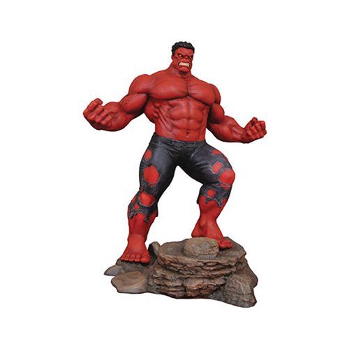 Marvel Gallery Red Hulk Statue