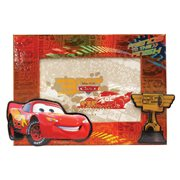 Cars Lightning McQueen Magnetic Photo Frame