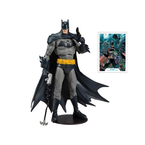 DC Modern Batman Wave 1 Action Figure Case