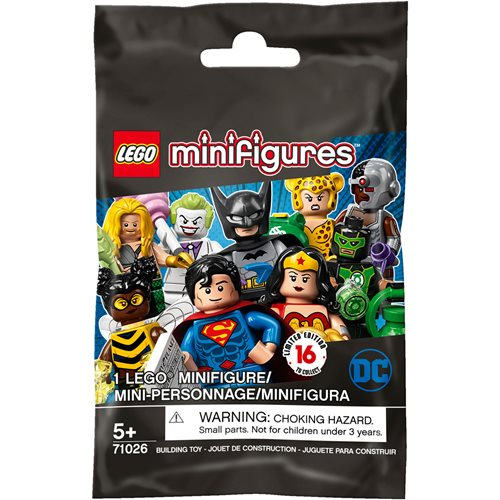 LEGO 71026 DC Super Heroes Random Mini-Figure