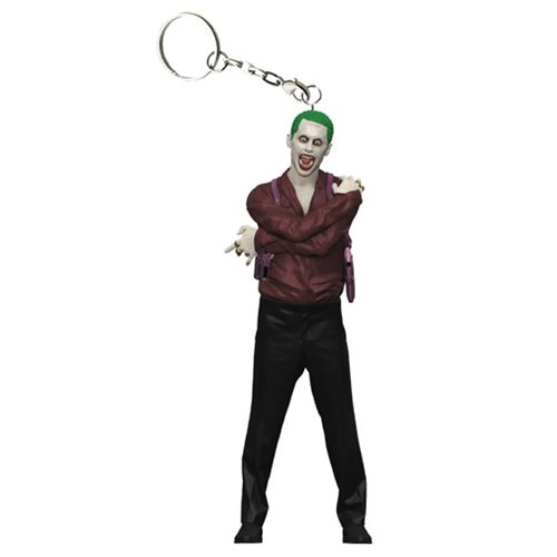 Suicide Squad The Joker Key Chain