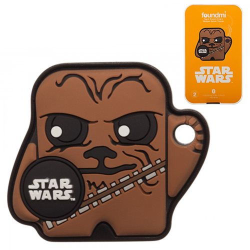 Star Wars Chewbacca Foundmi 2.0 Bluetooth Tracker