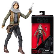 Star Wars Rogue One The Black Series Jyn Erso (Jedha) 6-Inch Action Figure, Not Mint