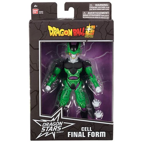 Dragon Ball Stars Cell Final Form Action Figure