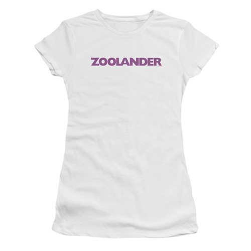 Zoolander Logo Juniors T-Shirt