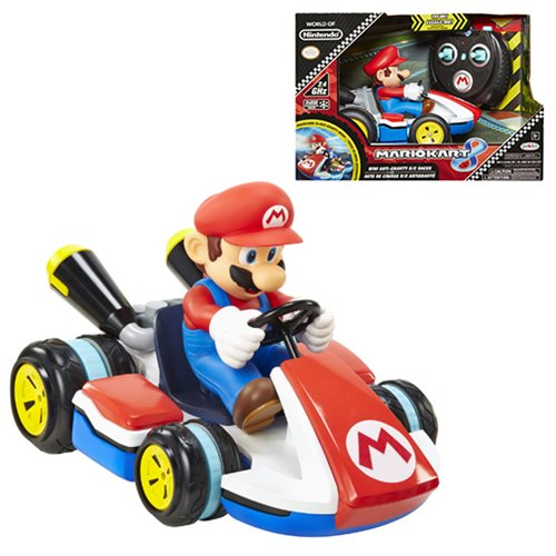 World of Nintendo Remote Control Vehicle Mini Racer