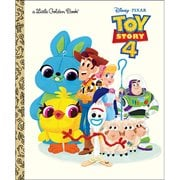 Disney Pixar Toy Story 4 Little Golden Book