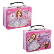 Disney Jr. Sofia the First Large Tin Tote