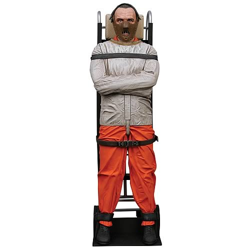 Silence of the Lambs Hannibal 18-Inch Talking Action Figure