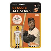 Major League Baseball Classic Orlando Cepeda (San Francisco Giants) ReAction Figure