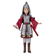 Mulan Two Reflections Fashion Doll with Two Outfits