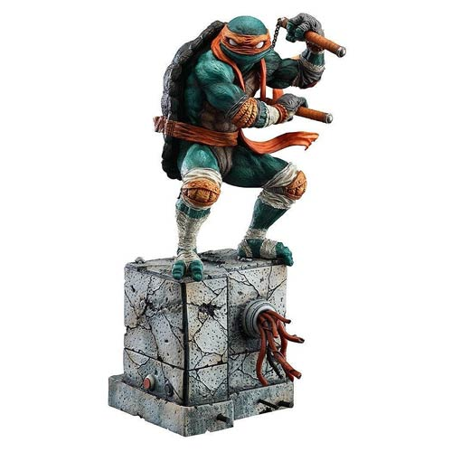 Teenage Mutant Ninja Turtles Michelangelo by James Jean Statue