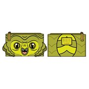 Universal Monsters Creature from the Black Lagoon Flap Wallet