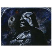 Star Wars Sith Lord by Kim Gromoll Canvas Giclee Print