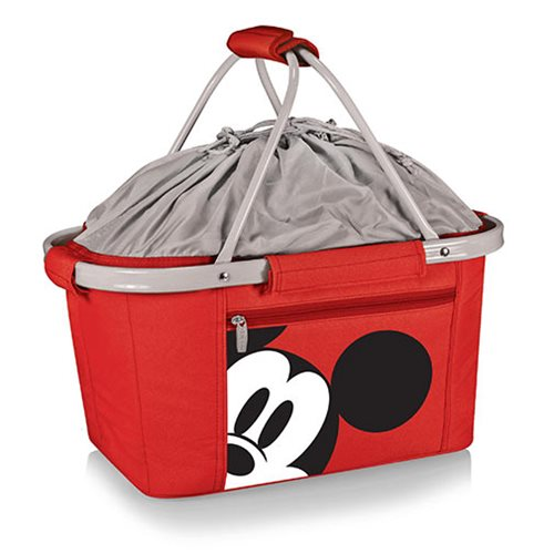 Mickey Mouse Metro Basket Collapsible Cooler Tote Bag