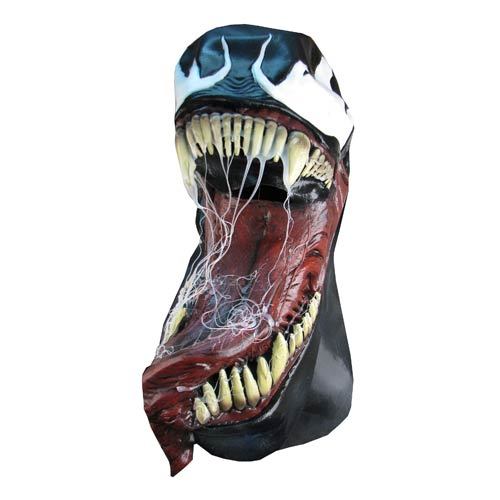Spider-Man Venom Signature Series Deluxe Latex Mask
