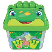 Mega Bloks First Builder Friendly Frog Bucket