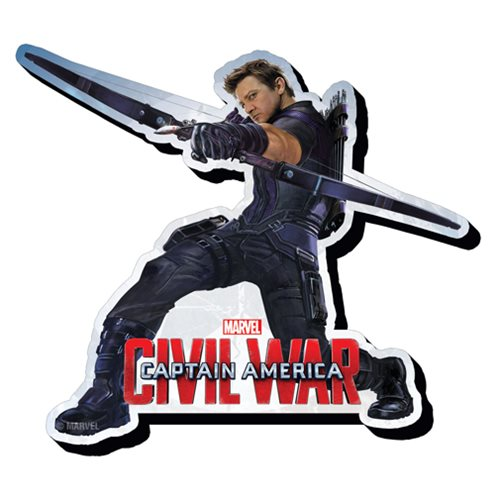 Captain America: Civil War Hawkeye Funky Chunky Magnet