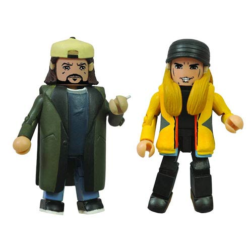Jay and Silent Bob Strike Back Minimates 2-Pack
