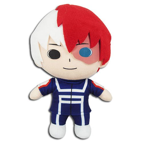 My Hero Academia S2 Shoto Todoroki 7-Inch Plush