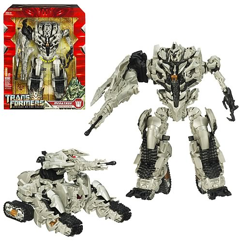 Transformers Revenge of the Fallen Leader Megatron Figure