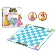 Super Mario Checkers: Princess Power Edition Game